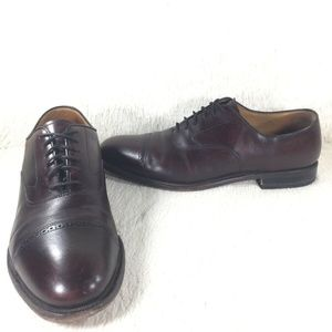 Johnston & Murphy Cap Toe Leather Size 11
